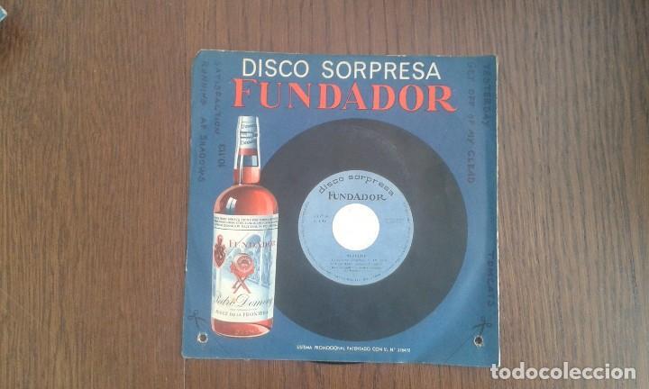 SINGLE DISCO SORPRESA FUNDADOR, 10.114 AÑO 1966 (Música - Discos de Vinilo - Maxi Singles - Grupos Españoles 50 y 60)
