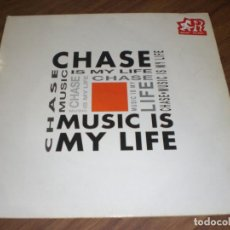 Discos de vinilo: CHASE - MUSIC IS MY LIFE. Lote 67429941