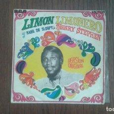 Discos de vinilo: SINGLE HENRY STEPHEN, RCA 3-10347 AÑO 1968. Lote 67443121