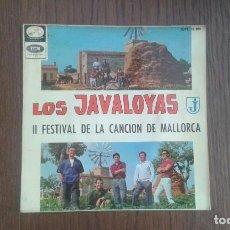 Discos de vinilo: SINGLE LOS JAVALOYAS, EMI 7EPL 14.180 AÑO 1965. Lote 67447133