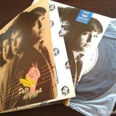 Discos de vinilo: PATO DE GOMA. SINGLE VINILO + LIBRETO ¿POR QUE?. WEA 1983. COLECCIÓN. Lote 42895398