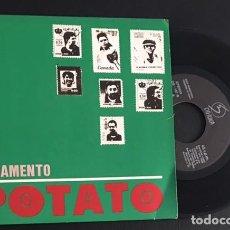 Discos de vinilo: SINGLE EP VINILO POTATO PEGAMENTO - OIHUKA. Lote 67495185