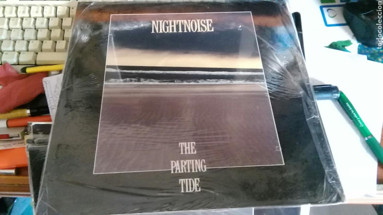NIGHTNOISE LP THE PARTING TIDE .1990.PRECINTADO (Música - Discos - LP Vinilo - Pop - Rock Extranjero de los 90 a la actualidad)