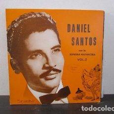 Discos de vinilo: DANIEL SANTOS SONORA MATANCERA VOLUMEN 2 VINILO LP T62 VG+. Lote 67503737