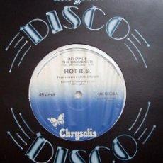 Discos de vinilo: HOT R.S. - HOUSE OF THE RISING SUN - MAXI. Lote 67527461