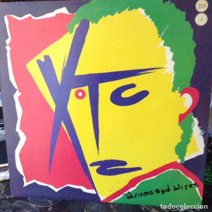 XTC - DRUMS AND WIRES - 1979 - Virgin ?– V 2129 segunda mano