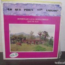 Discos de vinilo: FOXTROT PASILLO TANGO VINILO LP T62 VG. Lote 67540069
