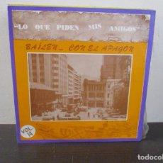 Discos de vinilo: CONGA BOLERO SON GUARACHA RUMBA CRIOLLA Y+ VINILO LP T62 VG- RAREZA WU. Lote 67540377