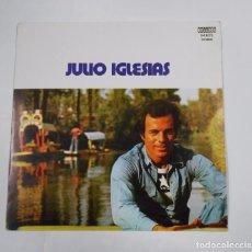 Discos de vinilo: JULIO IGLESIAS. LP. TDKLP. Lote 67658613