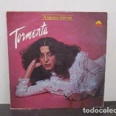 Discos de vinilo: AMANTES ETERNOS TORMENTA 1984 VINILO LP T65 VG.. Lote 67672769