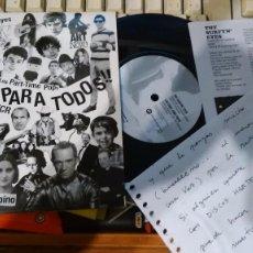 Discos de vinilo: ¡HARTE PARA TODOS! EP.ALPINO.TCR.LOS PART-TIME POPS.THY SURFYN' EYES.ESPAÑA 2004.RAREZA. Lote 67691213