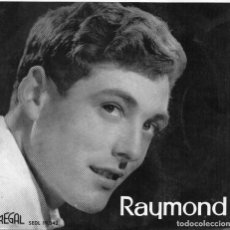 Discos de vinilo: RAYMOND - EP 1963 - MEDIA NOVIA + DAME LA FELICIDAD + 2. Lote 67695993
