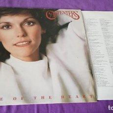 Discos de vinilo: 3-LP CARPENTERS. Lote 67698461