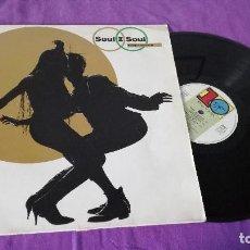 Discos de vinilo: 2-LP SOUL TO SOUL. Lote 67698533