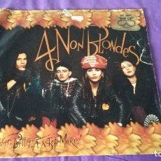 Discos de vinilo: 1- LP 4 NON BLONDES-1992. Lote 67698581