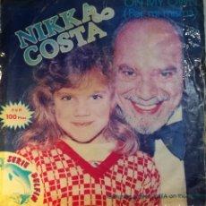 Discos de vinilo: NIKKA COSTA - ON MY OWN. Lote 67708165