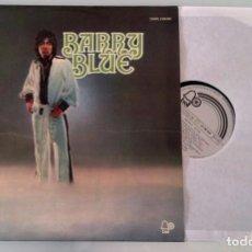 Discos de vinilo: BARRY BLUE LP. Lote 67739221