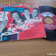 Discos de vinilo: KARNEVAL A LA CARTE.. Lote 67743637