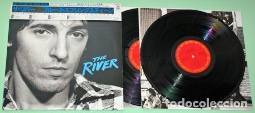 LP DOBLE JAPONÉS DE BRUCE SPRINGSTEEN - THE RIVER (Música - Discos - LP Vinilo - Pop - Rock - Internacional de los 70)
