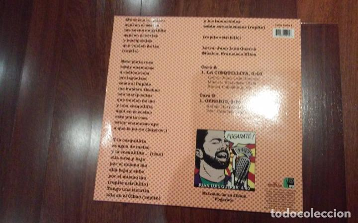 Discos de vinilo: Juan luis guerra-la cosquillita,oprobio.maxi - Foto 2 - 67782337