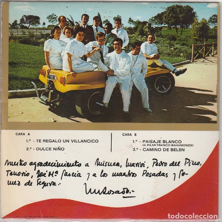 Discos de vinilo: NAVIDAD - DOCTOR ROSADO (NAVIDADES FELICES) EP 1970 - Foto 2 - 67817229