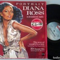 Discos de vinilo: DIANA ROSS - PORTRAIT (ALL HER GREATEST HITS VOLUME 1) . Lote 67834501