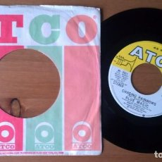 Discos de vinilo: BLUE MAGIC - CHASING RAINBOWS / YOU WON´T HAVE TO TELL ME GOODBYE (ATCO,SN). Lote 67845293