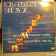 Discos de vinilo: LOS GRANDES EXITOS DE. Lote 67880253