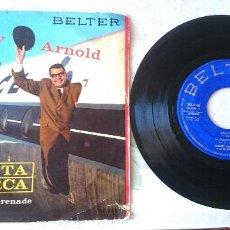 Discos de vinilo: HARRY ARNOLD: CALCUTTA + 3 (BELTER 1961). Lote 67895533