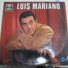 Discos de vinilo: LP LUIS MARIANO. SERIE AZUL. VIOLETAS IMPERIALES - EL BOTIJERO - VALENCIA. EMI REGAL. 1968. Lote 67906405