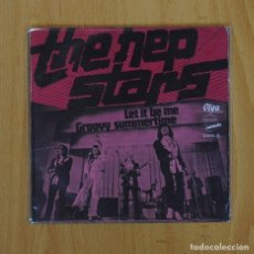 Discos de vinilo: THE HEP STARS - LET IT BE ME / GROOVY SUMMERTIME - SINGLE. Lote 67948139