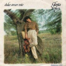 Discos de vinilo: GLORIA SINGLE PROMO 1981. Lote 67951797