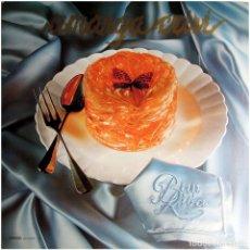 Discos de vinilo: PAU RIBA – AMARGA CRISI - LP SPAIN 1981 - EDIGSA 01L0153 - MINT. Lote 67958337