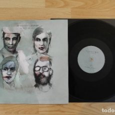 Discos de vinilo: THE DESTROYED ROOM THE HUGE MISTAKES LP. Lote 67966749