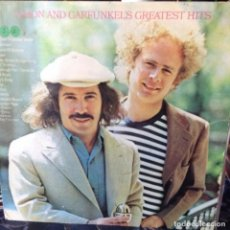 Discos de vinilo: SIMON AND GURFUNKEL GREATEST HITS - 1972 - CBS ?– S 69003 . Lote 67973949