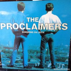 Disques de vinyle: THE PROCLAIMERS - SUNSHINE OF LEITH - 1988 - CHRYSALIS ?– 209 323. Lote 67976025