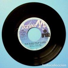 Discos de vinilo: BONEY M. (SINGLE 1981) WE KILL THE WORLD/DON'T KILL THE WORLD (BUEN ESTADO PERO SIN FUNDA ORIGINAL). Lote 67986477