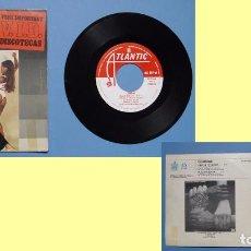 Discos de vinilo: CERRONE (AMOR EN DO MENOR) HISPAVOX, 1977 (VINILO SINGLE) ED. ESPAÑOLA ¡¡COLECCIONISTA!!. Lote 67987017