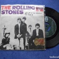 Vinyl-Schallplatten - THE ROLLING STONES GET OFF OF MY CLOUD SINGLE SPAIN 1965 PDELUXE - 67992417