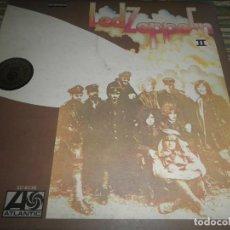 Discos de vinilo: LED ZEPPELIN - LED ZEPPELIN II - ORIGINAL U.S.A. - ATLANTIC RECORDS 1969 - BROADWAY LABEL-GATEFOLD. Lote 68006021