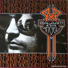 Discos de vinilo: BALAAM & THE ANGEL - I'LL SHOW YOU SOMETHING SPECIAL . 1987 GERMANY. Lote 68011025