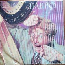Discos de vinilo: HARPO MARX - EN ALTA FIDELIDAD -LP EDICION ESPAÑOLA - JAZZ . Lote 68025453