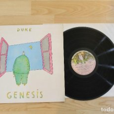 Discos de vinilo: GENESIS DUKE LP GATEFOLD COVER. Lote 68041737