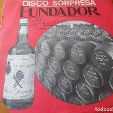 Discos de vinilo: LOS RELAMPAGOS - RELAMPAGOS / ASTER NOVA / DIAMONDS /ESTEPAS - EP FUNDADOR 1966 - . Lote 68043357
