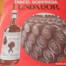 Discos de vinilo: LOS VALLDEMOSA - YELOW BIRD/ ISLAND IN THE SUN/ OJOS DE ESPAÑA/ MONSIEUR DUPONT - EP FUNDADOR 1969. Lote 68043941
