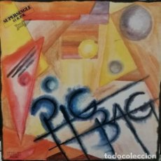 Discos de vinilo: PIGBAG – WEAK AT THE KNEES - R@RE SPANISH MAXI 45 FUNK SOUL SPAIN 1983. Lote 68049893
