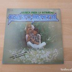 Discos de vinilo: LP FAUSTO PAPETTI MUSICA PARA LA INTIMIDAD. Lote 68095965