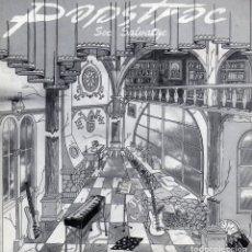 Discos de vinilo: POPSTROC, SG, ELLA (SÓC SALVATGE) + 1, AÑO 1992. Lote 68097693
