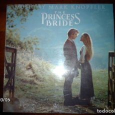 Discos de vinilo: MARK KNOPFLER (DIRE STRAITS) - THE PRINCESS BRIDE . Lote 68125381