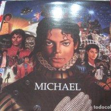 Discos de vinilo: MICHAEL JACKSON-MICHAEL- LP VINILO AMARILLO EDICION MUY LIMITADA-NUEVO!!!!!!!!. Lote 68128125